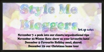 What's Lurking in My Closet – Style Me Bloggers Linkup