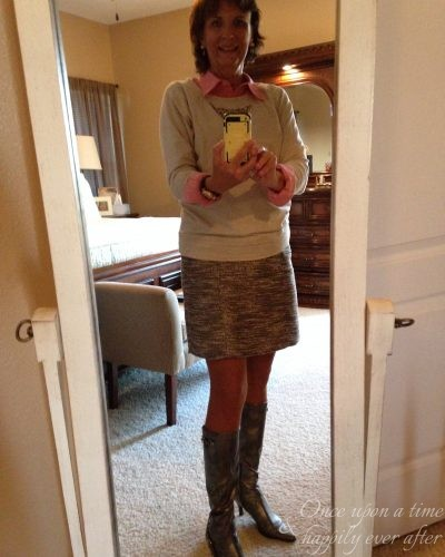 What Wives Wear – Link-Up