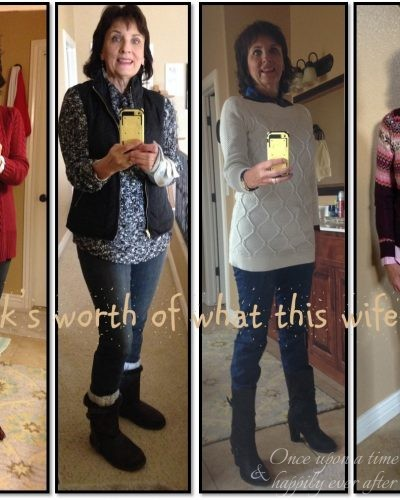 What Wives Wear Link-up – Take Two