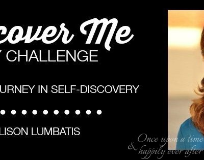 Rediscovering Me – 28 Days?