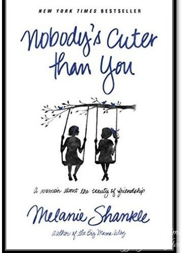 Nobody's Cuter Than You:  A Book and a BFF Review on Friendship Day