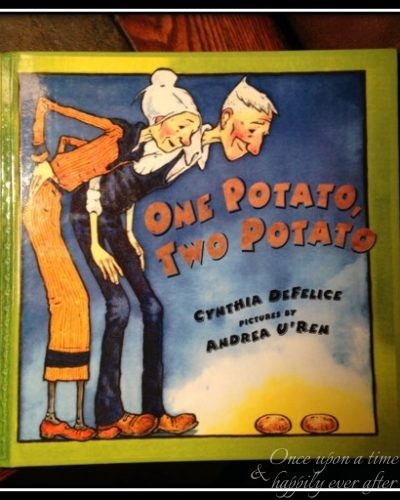 TGIFTF, Thank Goodness, It's Fairy Tale (Folktale) Friday: One Potato, Two Potato