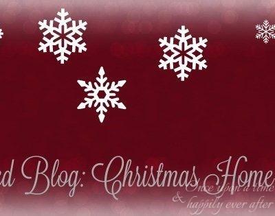 The Blended Blog Christmas Home Tours Blog Hop