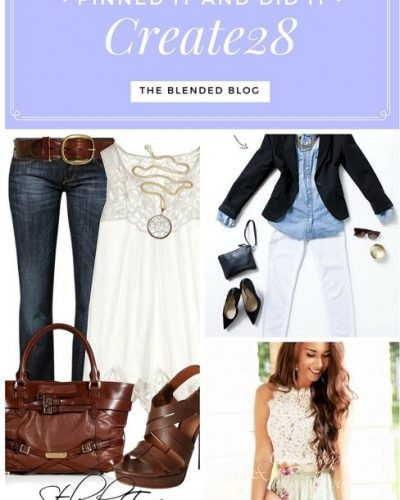 My Fashion Haus:  A Pinned It and Did It Look for Create28 Day 20