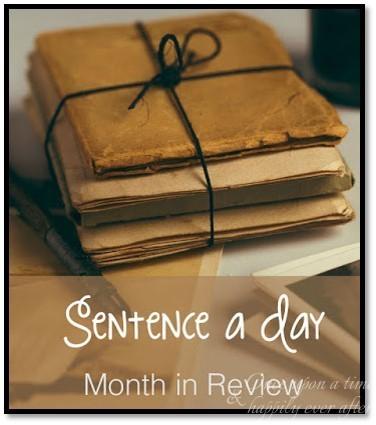 Sentence a Day, 10.2016