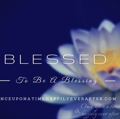Your Invitation To Be A Blessing