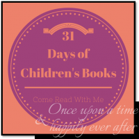 31 Days of Children's Books