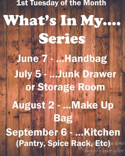 What's in my…Kitchen: a TBB Series