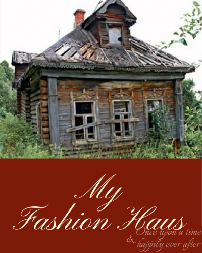 My Fashion Haus: Seeing Red