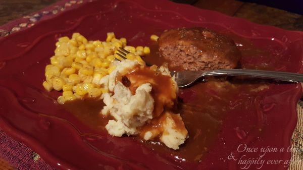 Tasty Tuesday: Oh-So-Good Salisbury Steak