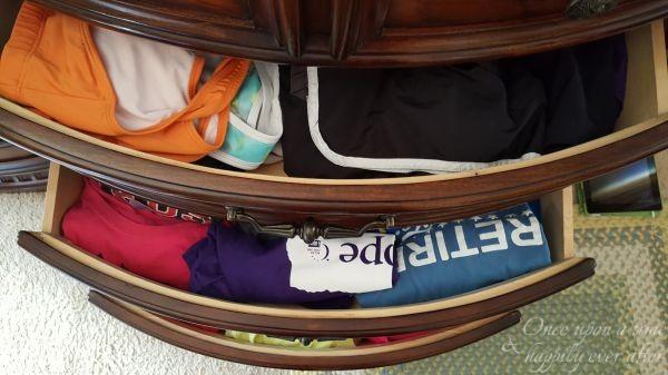 Unstuffed: Decluttering the Master Bedroom Stuff