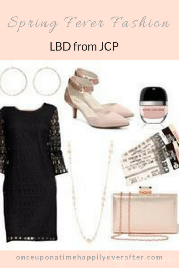 My Fashion Haus: LBD from JCP