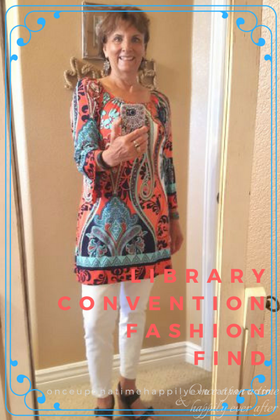 My Fashion Haus: Library Convention Fashion Find & Spring Fever Fashion Link-Up