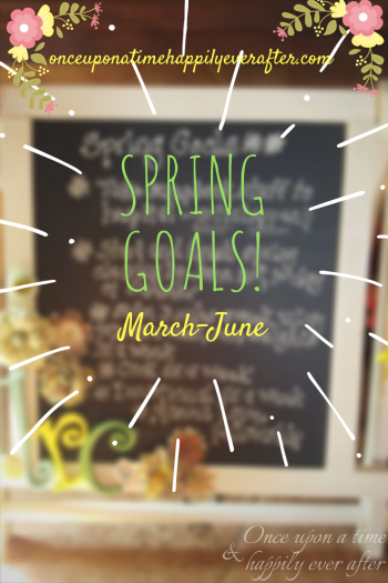 Currently, 4.4.2017 & Spring Goals