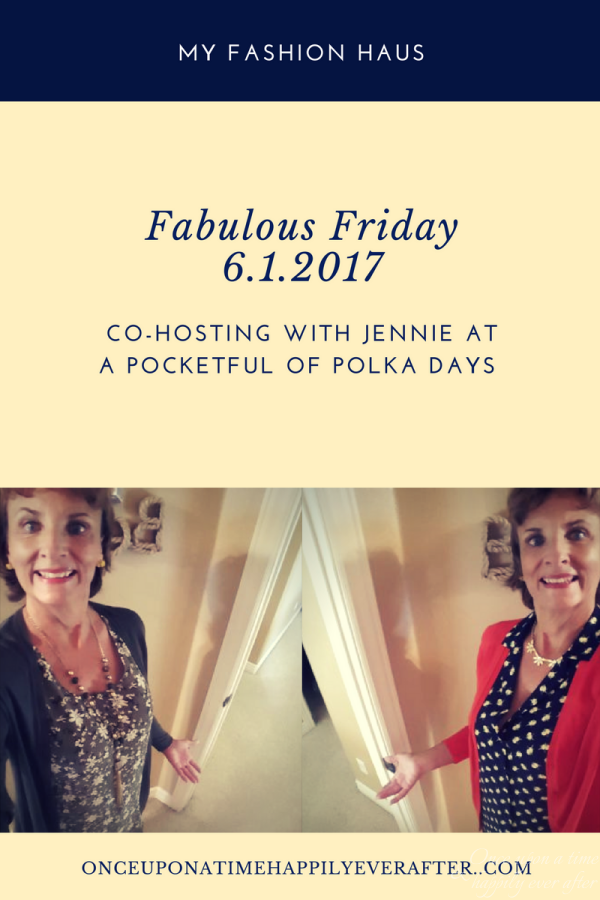 My Fashion Haus: Fabulous Friday with A Pocketful of Polka Dots
