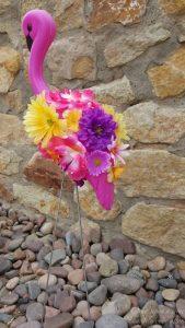 DIM, Did it Myself: Birthday Party Flamingos