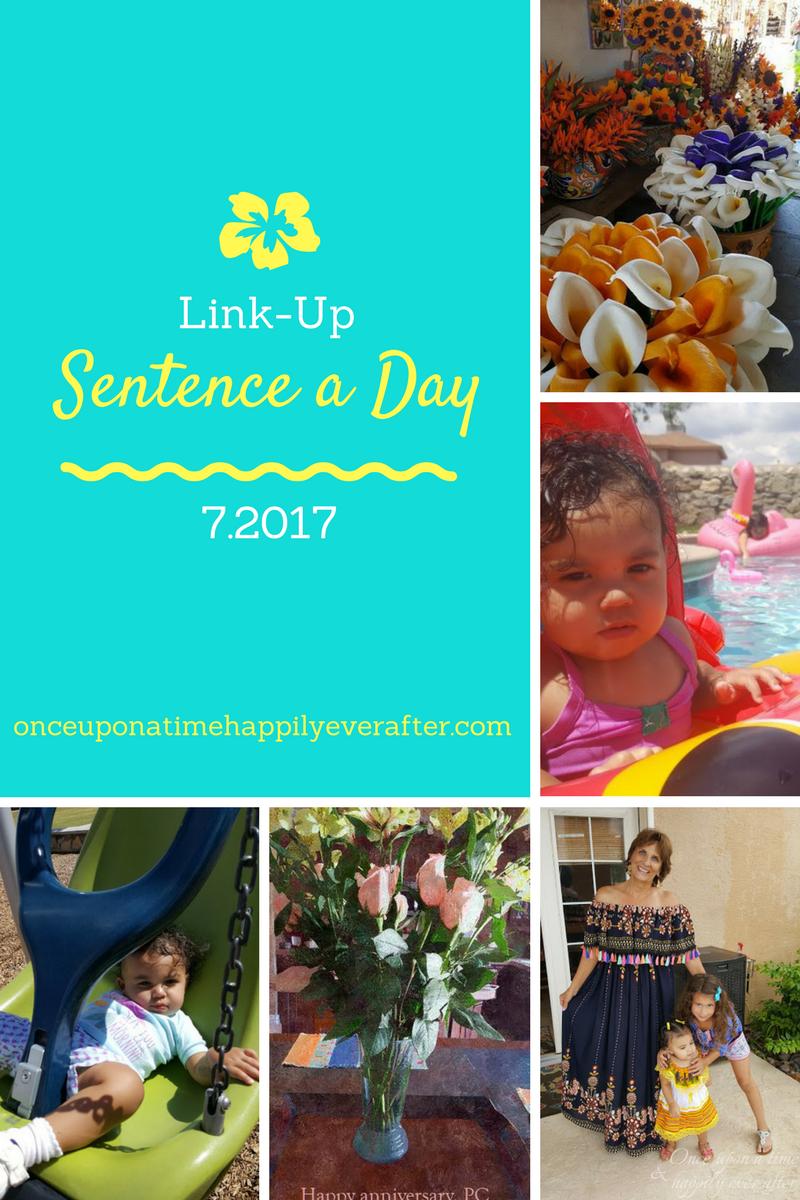 Sentence a Day, 8.3.2017