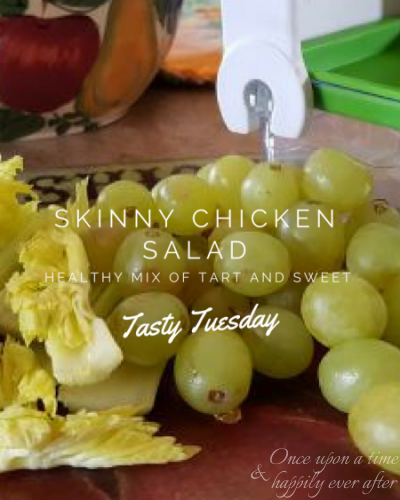 Tasty Tuesday:  Skinny Chicken Salad