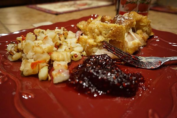 Tasty Tuesday: Monte Cristo Casserole