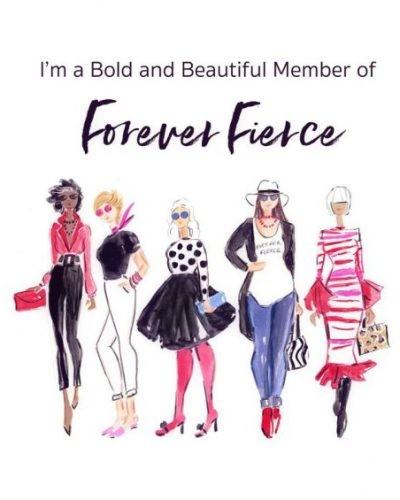 Forever Fierce, 2018:  The Midlife Revolution