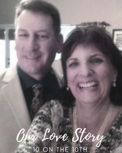 Our Love Story, 02.2018:  10 On The 10th and a Giveaway