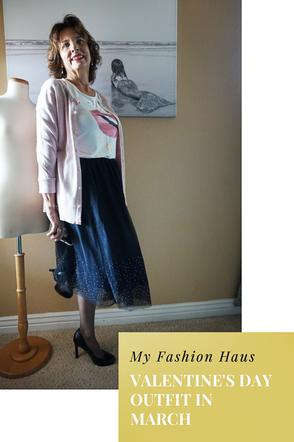 My Fashion Haus: Valentine's Day Outfit in March