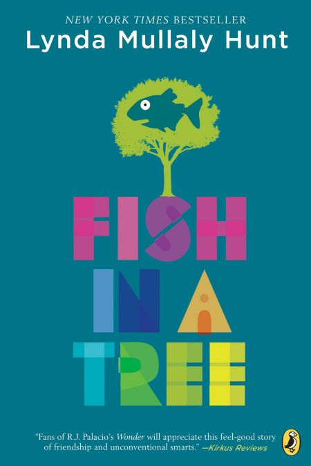 Reading Challenge Progress, 04.2018: Fish in a Tree