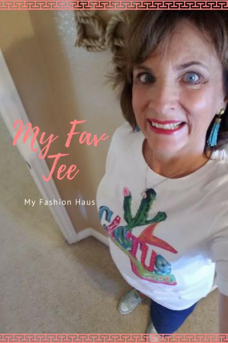 My Fashion Haus: A Fav Tee