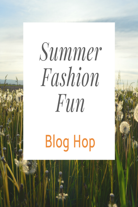 Summer Fashion Fun Blog Hop