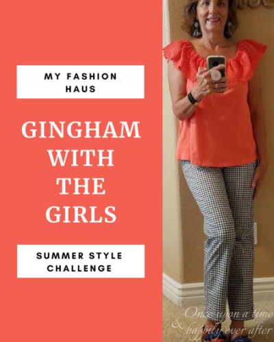 My Fashion Haus: Gingham with the Gals