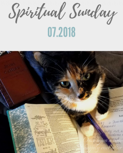 Spiritual Sunday, 07.2018