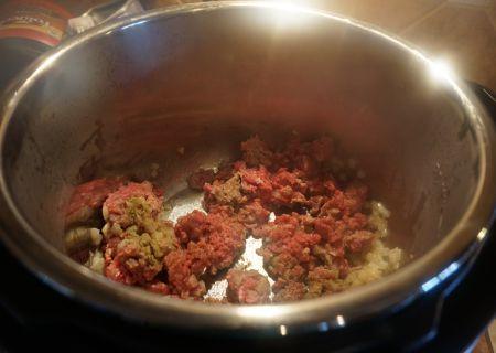Tasty Tuesday: Instant Pot Hamburger Stroganoff