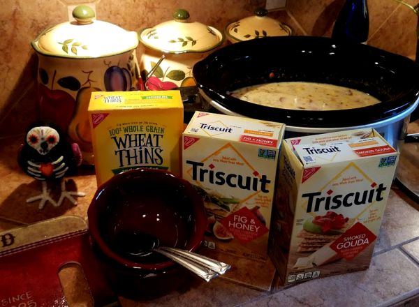 Tasty Tuesday: Autumn Soup Recipe Swap and Blog Hop