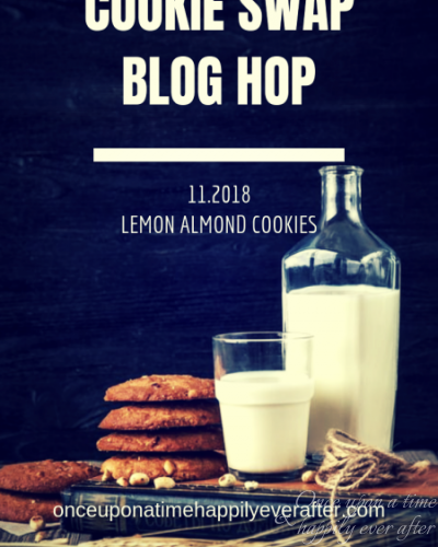 Cookie Swap Blog Hop, 11.2018