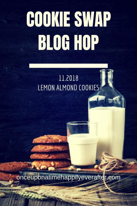 Cookie Swap Blog Hop, 11.2018