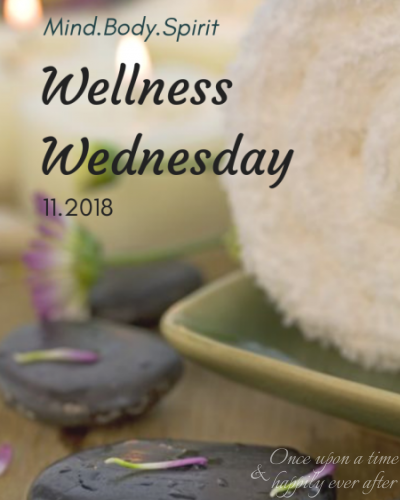 Wellness Wednesday, 11.2018: Goals Update ad Stress Management Tips
