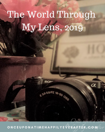 The World Through My Lens, 03.2019