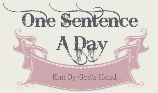 Sentence a Day, 02.2019