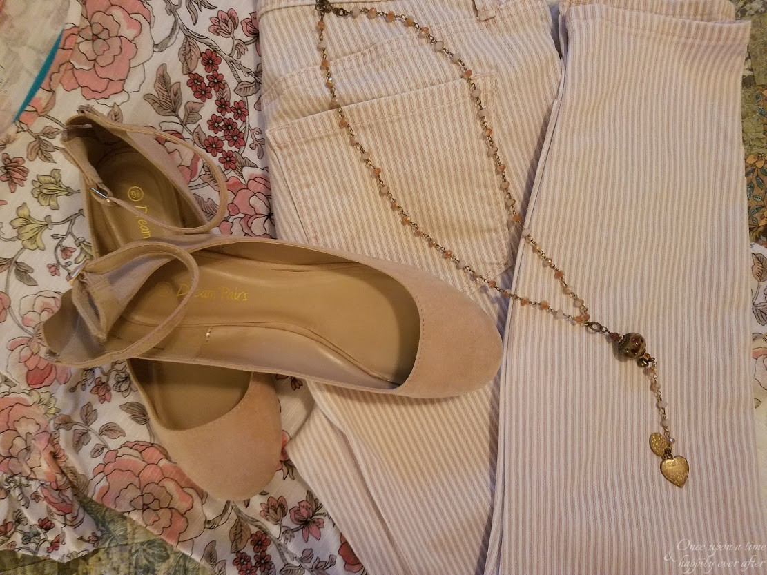 My Fashion Haus: Looks from the GYPO Spring Capsule Wardrobe