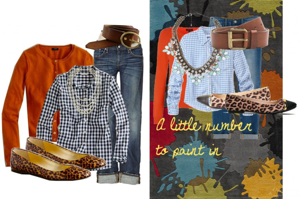 Playing with Pinterest and Polyvore