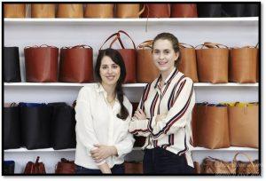 Rachel Mansur  and Floriana Gavriel