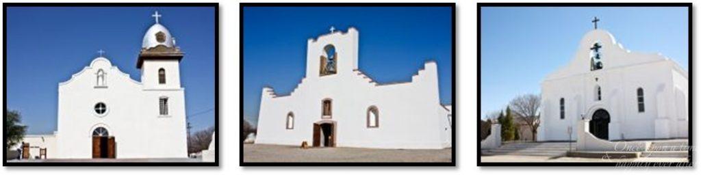 Ysleta, Socorro, San Elizario Missions