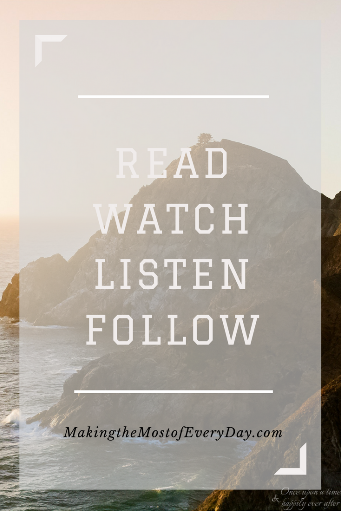 RWLF: Read, Watch, Listen, Follow 12.16