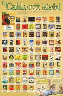31 Days of Children's Books, Day 14, Caldecott Award