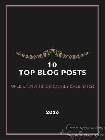 Top 10 Blog Post for 2016