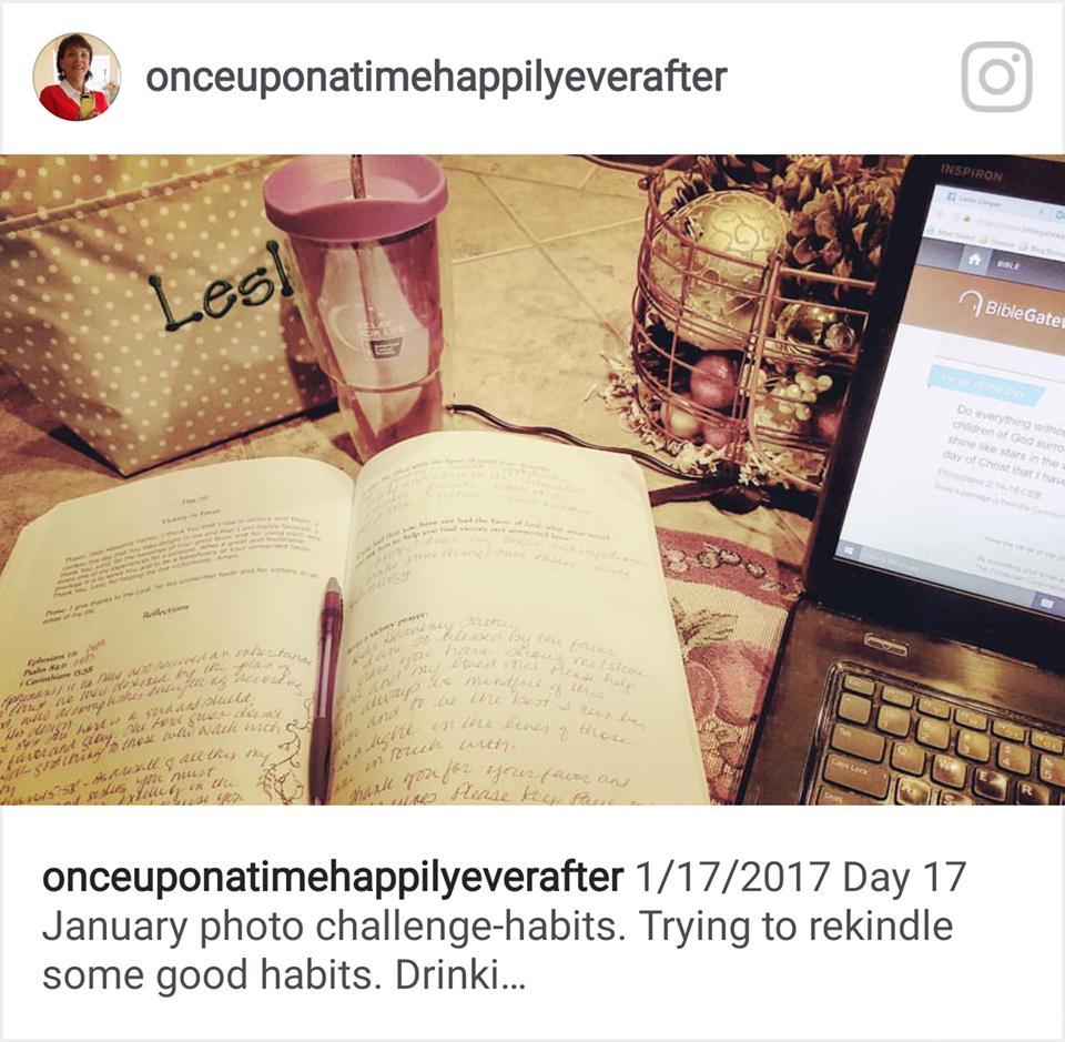 Instagram Photo Challenge Round-Up, 1.2017