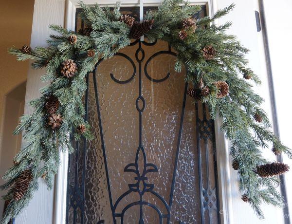 Between the Holidays: New Door Decor