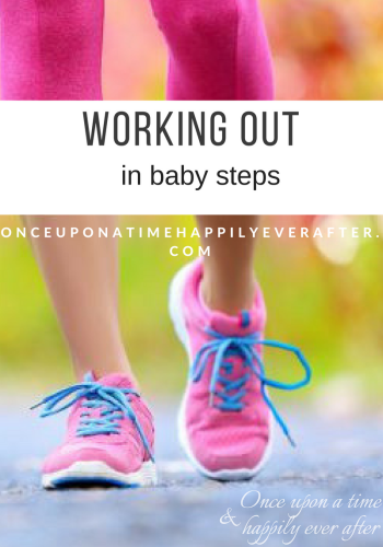 Nuggets for the New Year: Working Out in Baby Steps