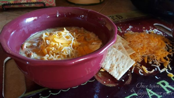 Tasty Tuesday: Crock Pot Cheeseburger Soup