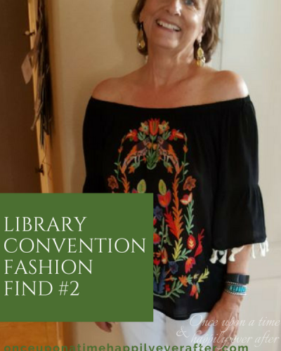 My Fashion House: Library Convention Fashion Find #2